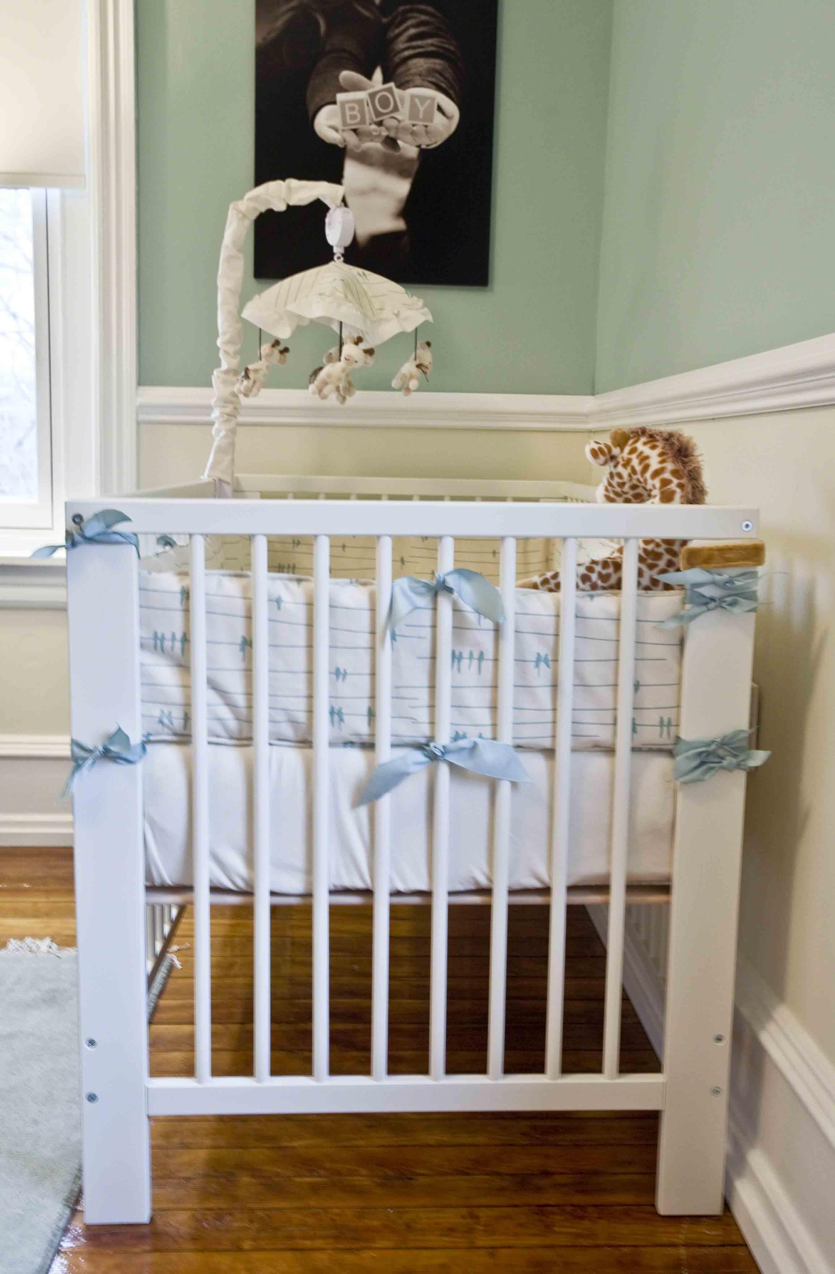 Spring Nursery Ideas Mom Projects