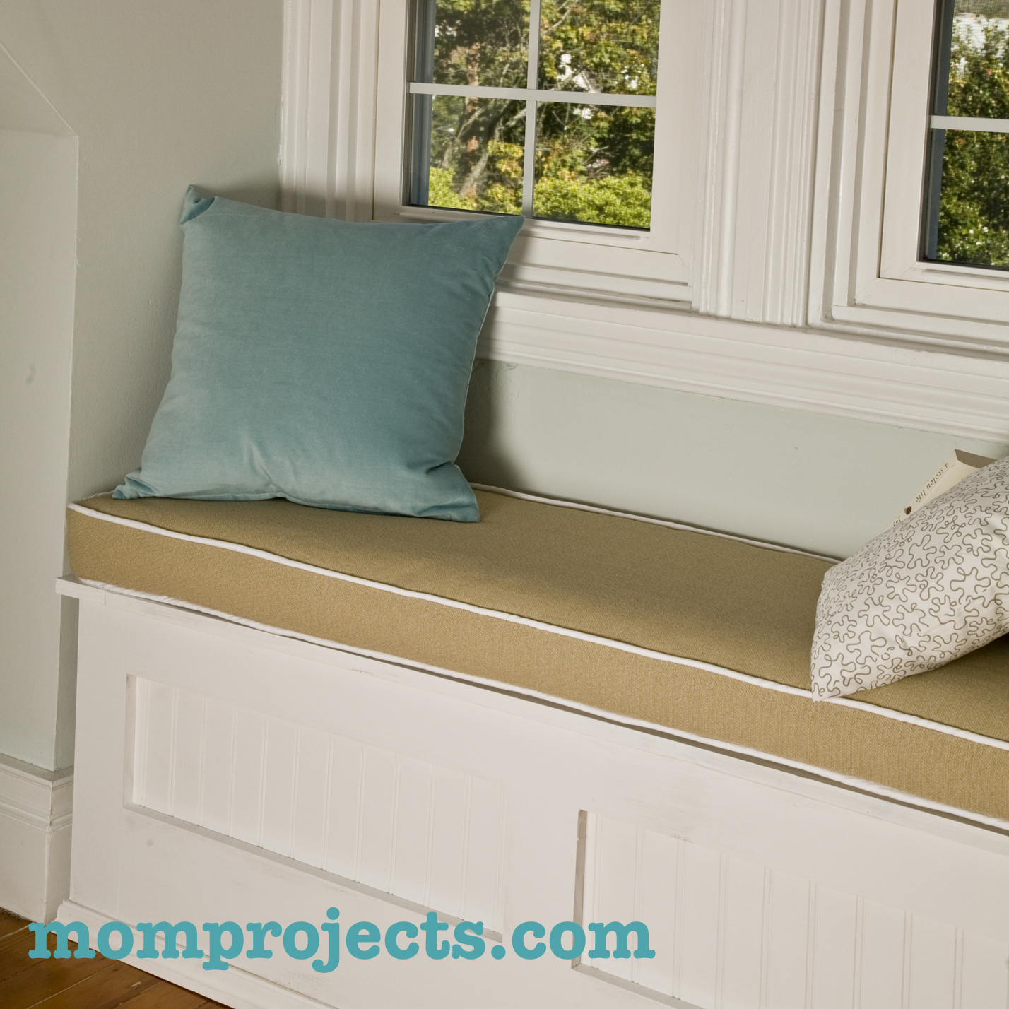 Plans Bench With Back How To Make A Bay Window Bench Seat