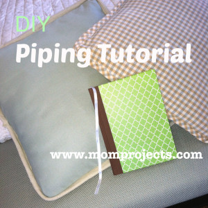 Make Mountains of Custom Piping with this simple tutorial