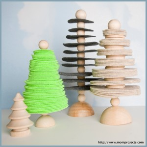 Danish Style Christmas Trees v22